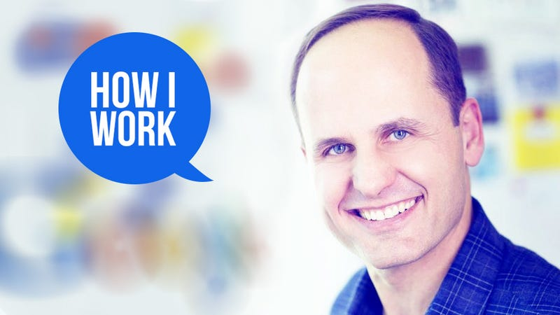 Illustration for article titled I'm Laszlo Bock, Head of Google's People Ops, and This Is How I Work