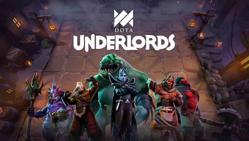 Valve's Auto Chess Game Is Called Dota Underlords, Open Beta Next Week