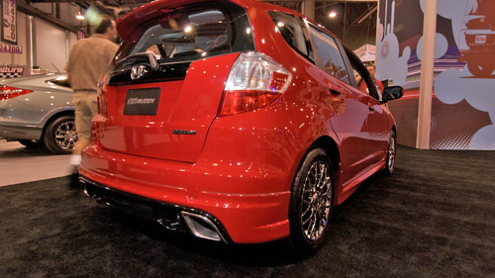 Logbook Honda Fit Mugen Edition: Mugen Honda Fit