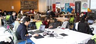 Illustration for article titled Enter the Strange World of Hackathons
