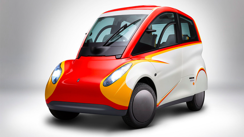 Illustration for article titled I Drove This 107 MPG Version Of Gordon Murray's City Car And It Was Fascinating