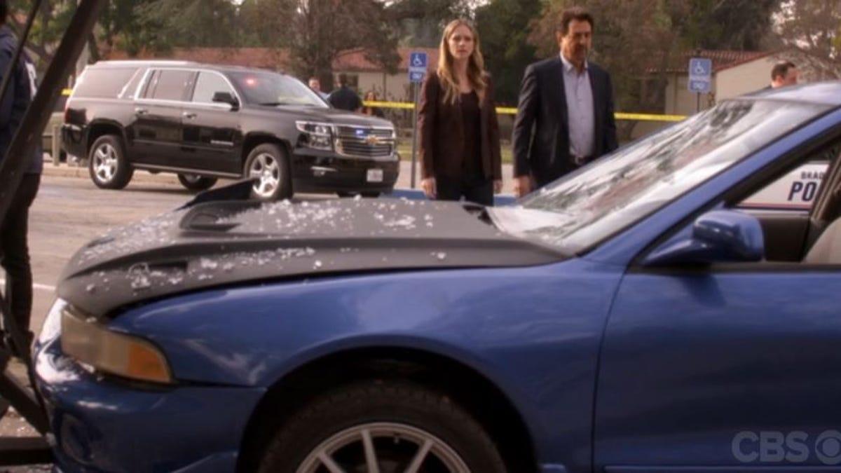 Criminal Minds Car