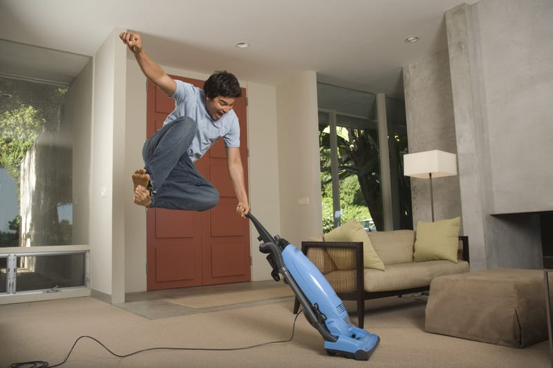 """Illustration for article titled What's your """"vacuum cleaner"""" movie/show?"""