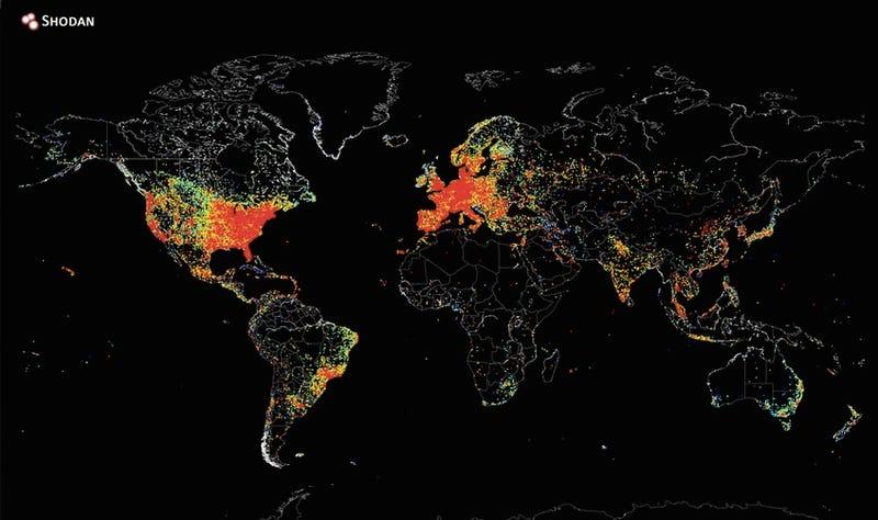 Illustration for article titled Hát Mauritániában senki sem internetezik?!