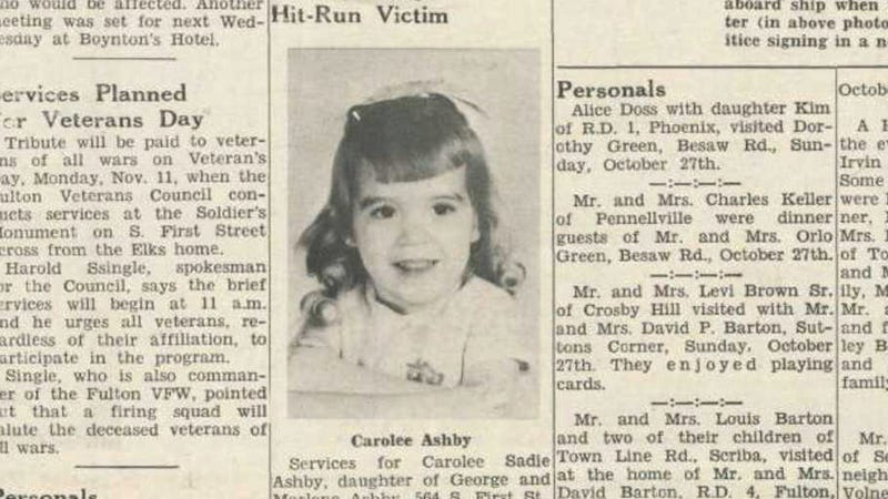Illustration for article titled 45-Year-Old Hit and Run of Little Girl Solved Via Facebook