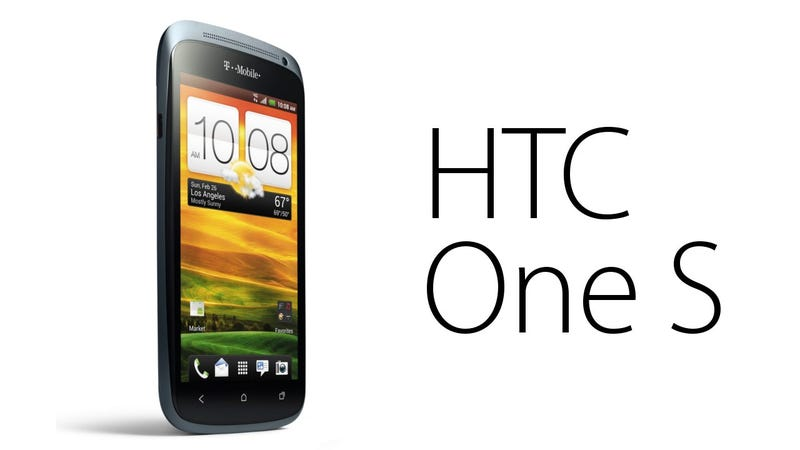 Illustration for article titled HTC One S Hands-On: Really Solid, Really Fast (UPDATED)