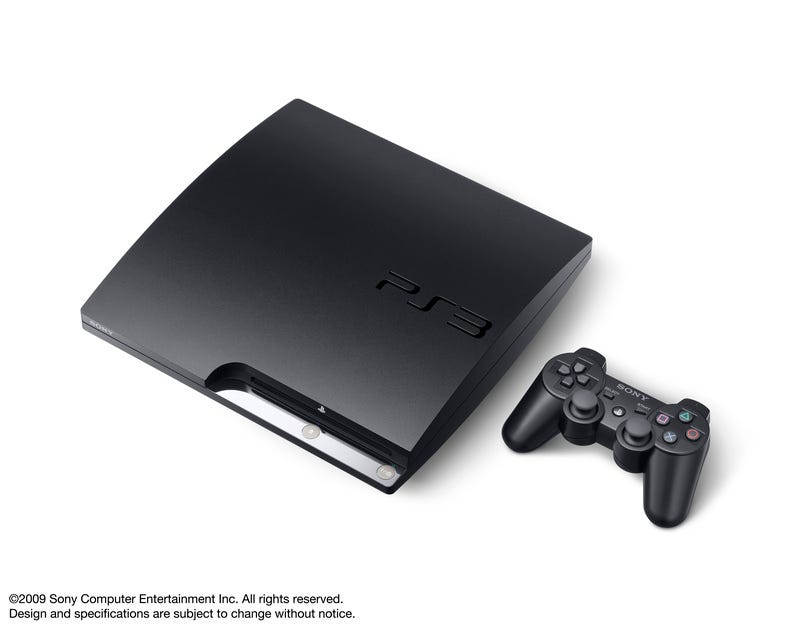 Illustration for article titled Sony Announces Slim PS3 - It Lives This September!