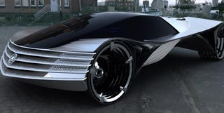 Illustration for article titled Thorium-powered car?