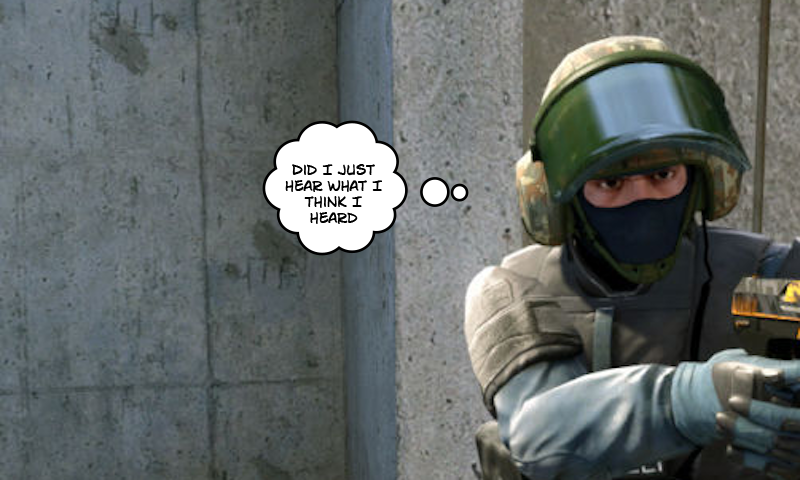 Illustration for article titled Counter-Strike Weapon Sounds Spark Controversy