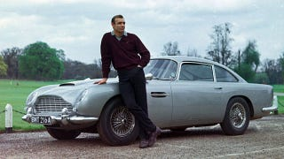 Illustration for article titled James Bond Makes More Money When He Drives Something British