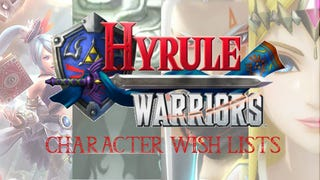 Illustration for article titled Hyrule Warriors: A Character Wishlist