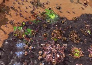 Illustration for article titled StarCraft II Beta Gets Map Editor This Week, Mac Version Next Week
