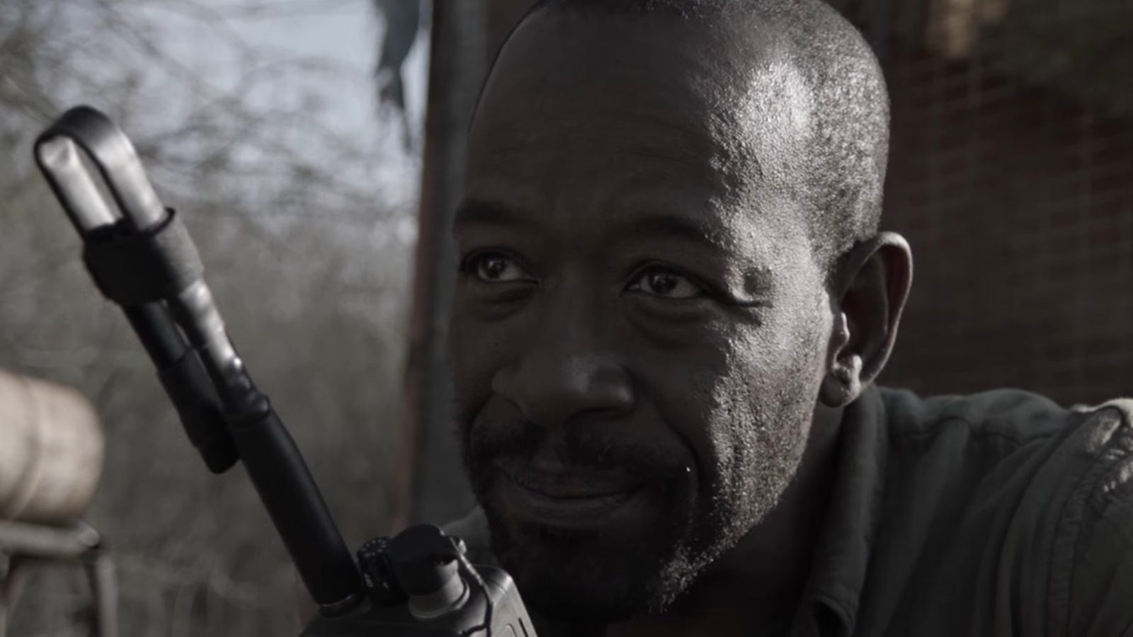 Watch This Fear the Walking Dead Zombie Hurricane and Crossover