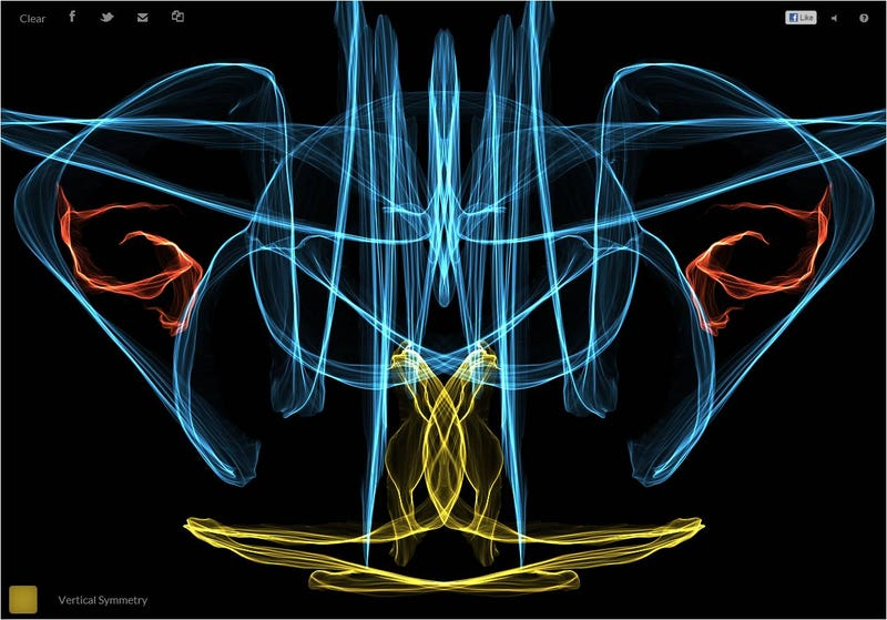 Illustration for article titled Silk, la web para dibujar como por arte de magia
