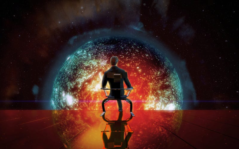 Illustration for article titled One Last Crazy Theory About Mass Effect 3's Ending