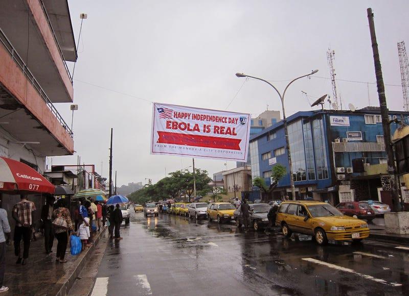 Illustration for article titled Sierra Leone nemzeti hősével is végzett az ebola