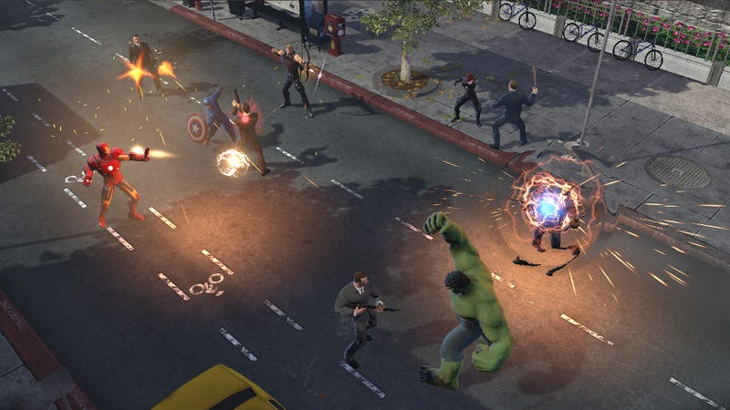 "Illustration for article titled Marvel Heroes Early Access Delayed Due to ""Serious Issues"" [UPDATE]"