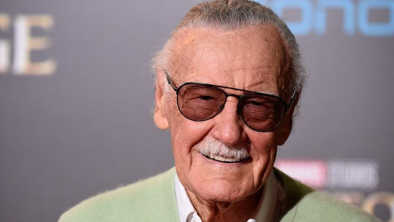 Illustration for article titled Marvel Hints At Upcoming Death Of Stan Lee