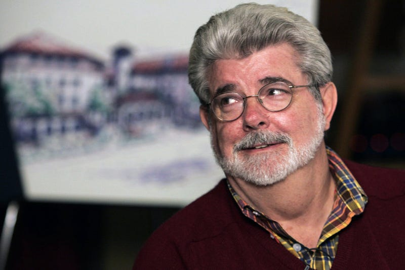 Illustration for article titled George Lucas Explains Why He's Avoiding All The Force Awakens Details