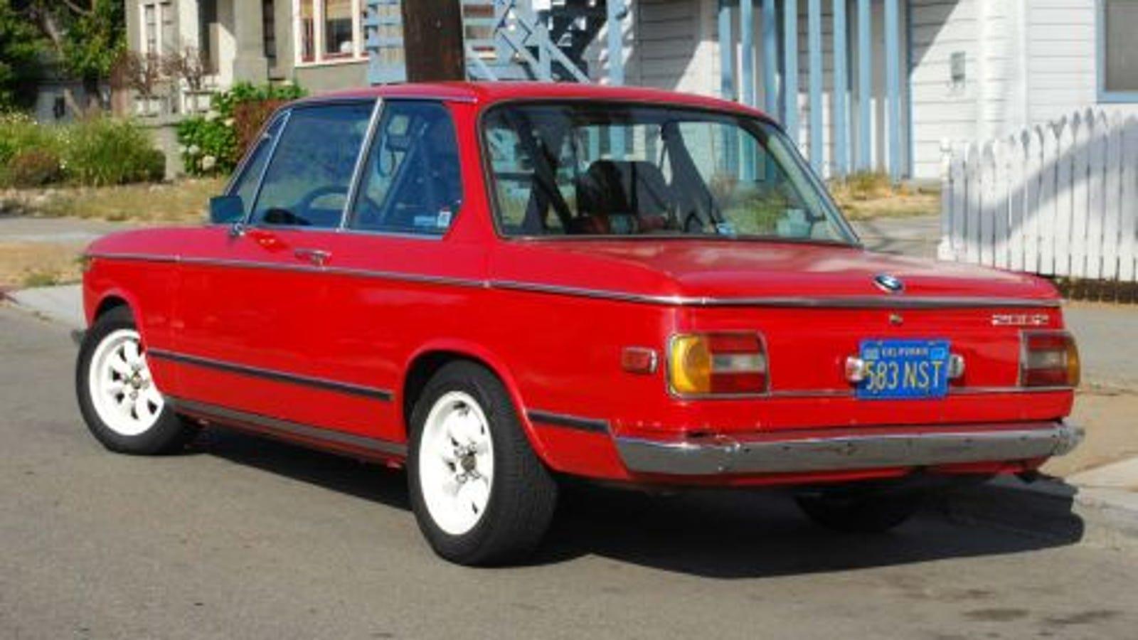 24 Hours Of Lemons >> 1976 BMW 2002
