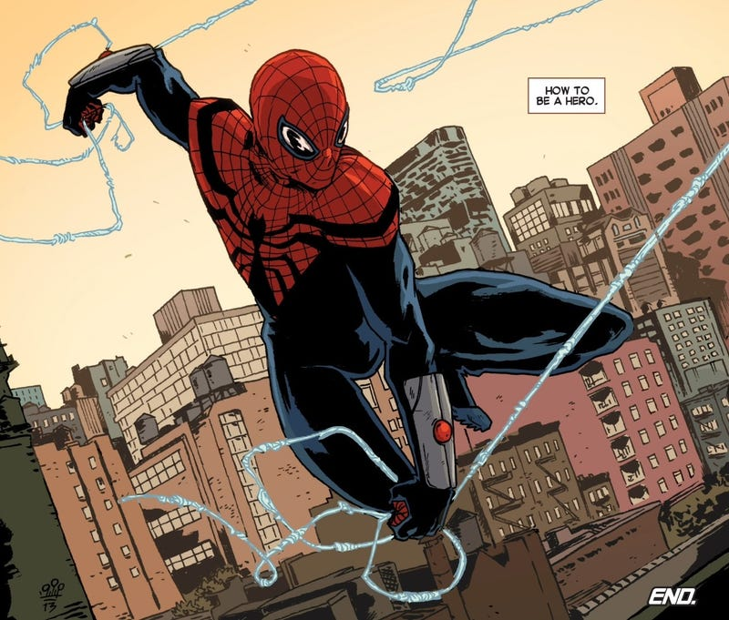Illustration for article titled Fabulous Fyst Superior Spider Man Review