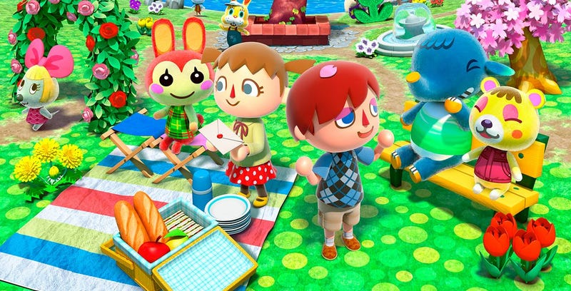 Illustration for article titled Show Us Your Animal Crossing: New Leaf House