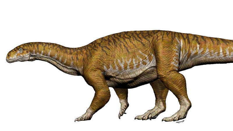 this triassic beast paved the way for the world s largest dinosaurs