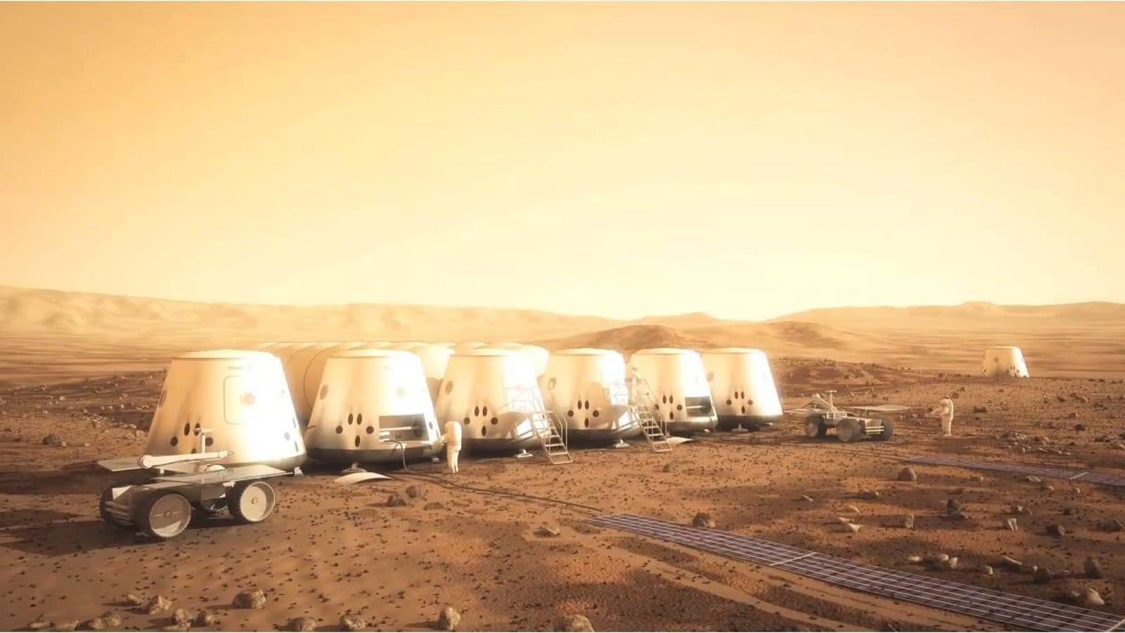 Se buscan astronautas para el primer viaje a Marte... sin retorno