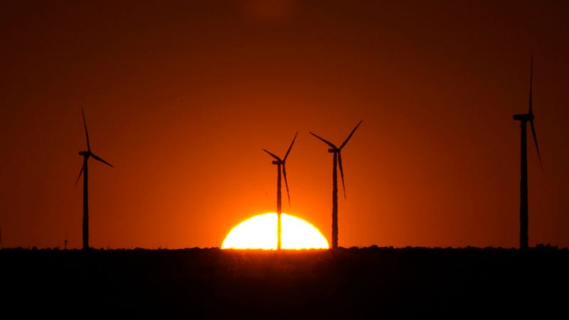 Wind Farms Can Now Produce More Electricity Than Coal Plants In Texas