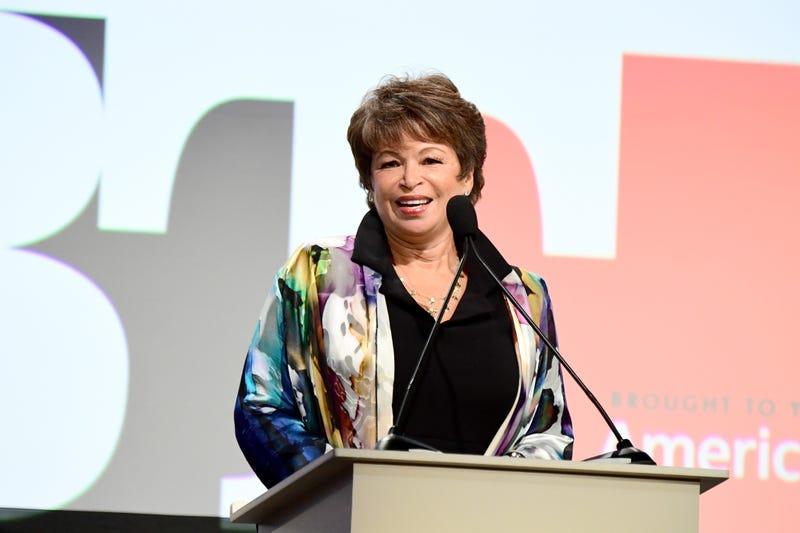 Valerie Jarrett in Beverly Hills, Calif., in September 2017
