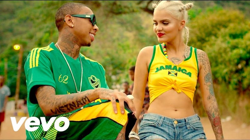 """Illustration for article titled Tyga releases video for his song """"Great Value Controlla"""""""