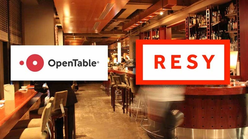 OpenTable Vs Resy Whats The Best Way To Make A Reservation - What is open table reservation