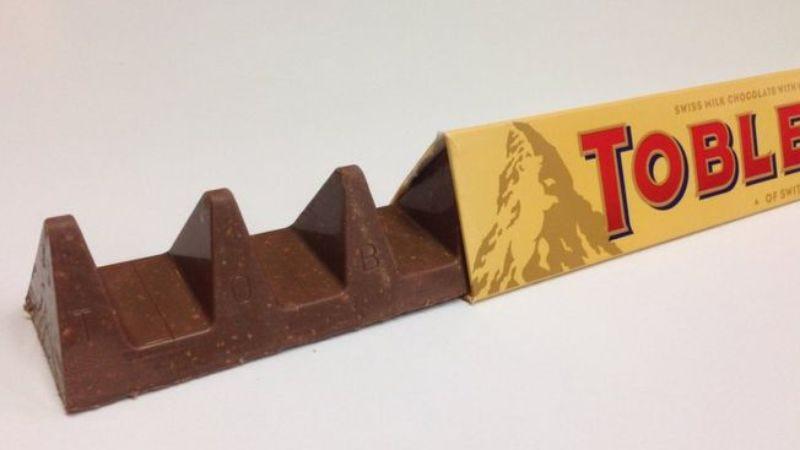 Photo: Toblerone