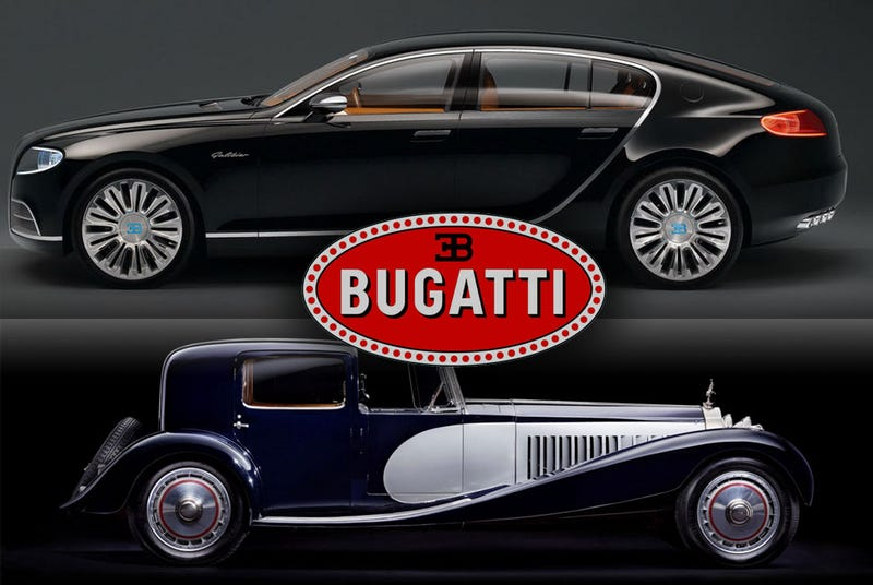 Illustration for article titled Bugatti Is Considering A Four-Door Family Car For Families Richer Than Yours