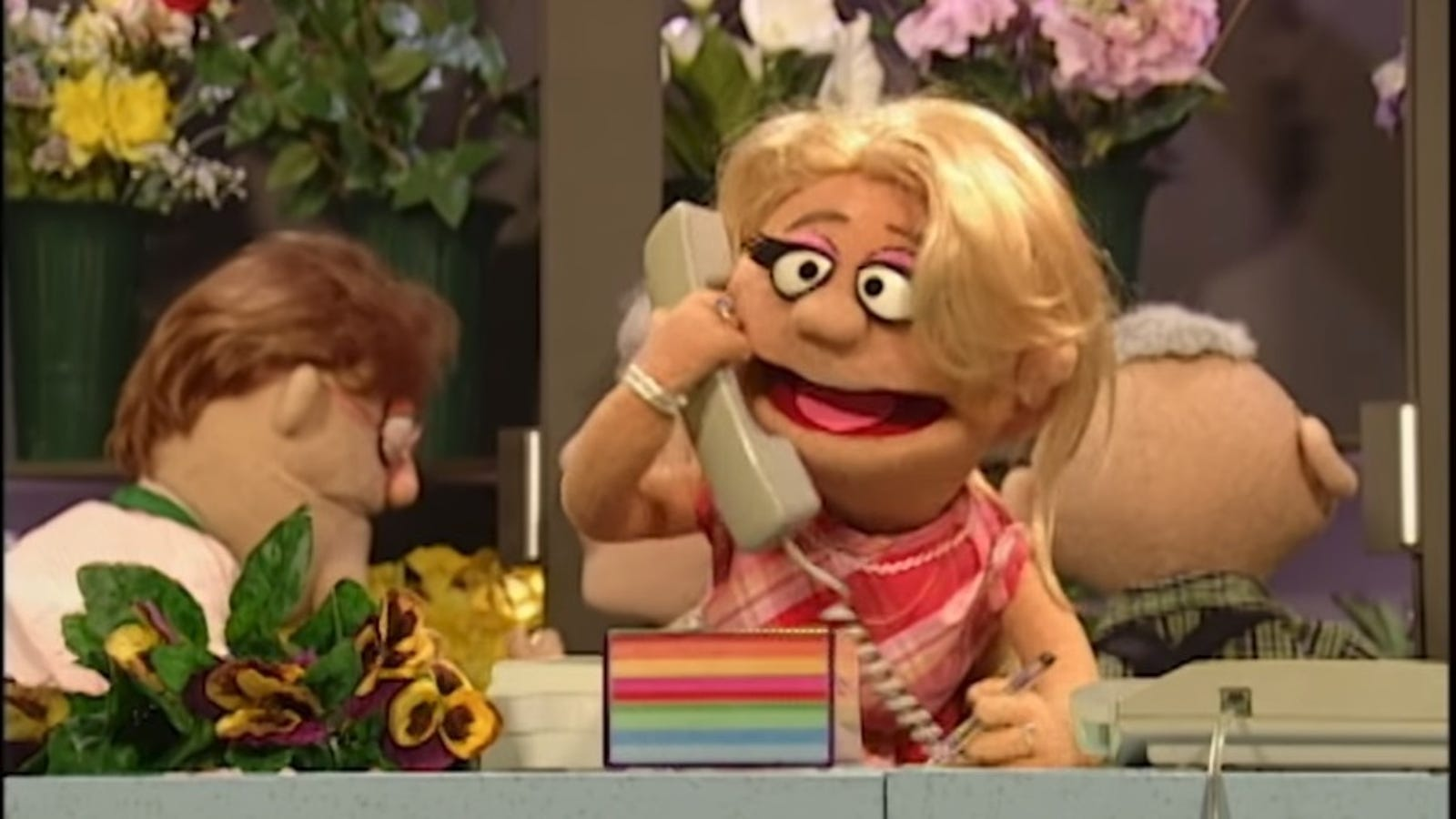 Fucking Crank Yankers is coming back