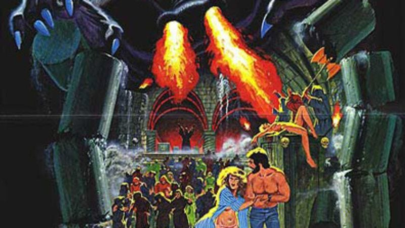 Illustration for article titled Land Of The Minotaur (1976)