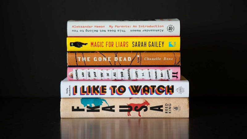 6 New Books To Read In June