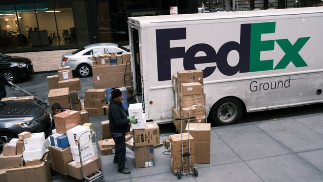 Amazon Prohibits Marketplace Sellers From Using FedEx Ground on Prime Shipments
