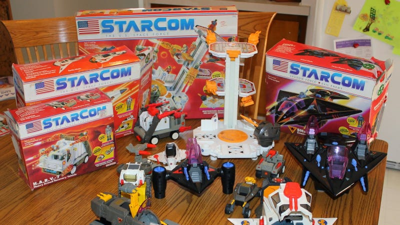 I loved Starcom growing up and would love to dive back in.