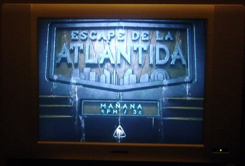 Illustration for article titled This Spanish Language Movie Logo Looks Familiar