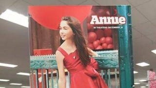 Target display ads for Annie-inspired clothing line   Change.org