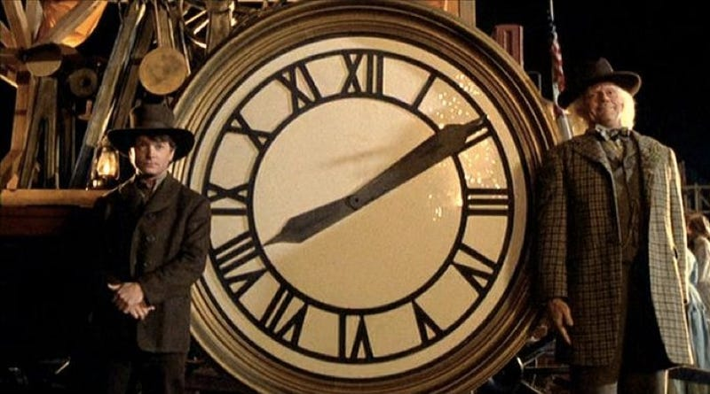 """Use time travel stories to turn on the clock (or forward)""的图片搜索结果"