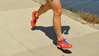 """Illustration for article titled """"Heel Striking"""" When You Run May Not Be So Bad After All"""
