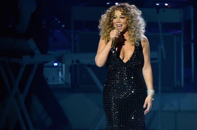 Illustration for article titled Mariah Carey Doesn't Need Your Dress Rehearsal, Thanks