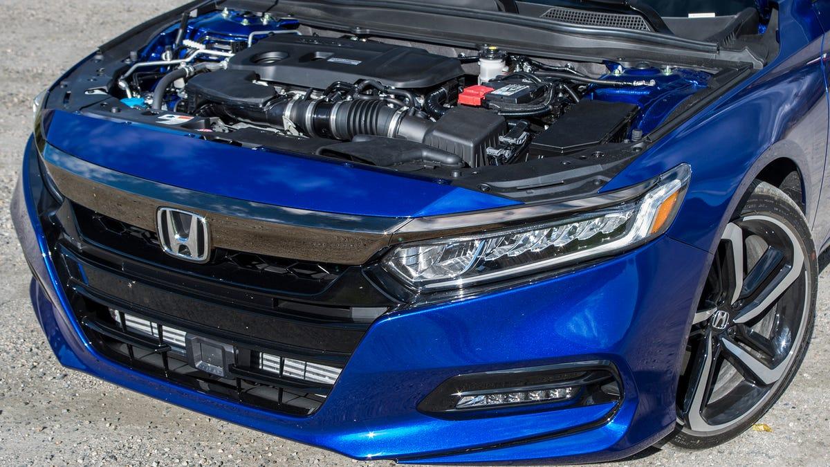 The 2018 Honda Accord Is Just A Damn Good Car