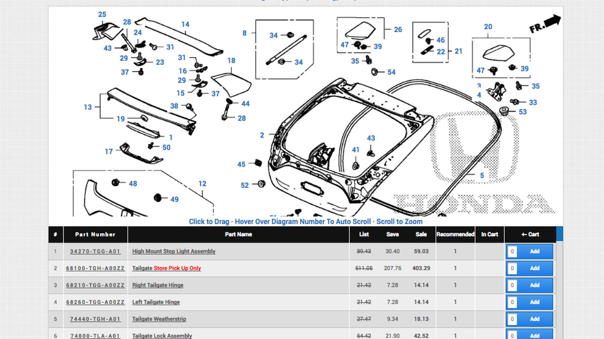 What It Costs To Turn Your Honda Civic Into A Fake Type R 2015 Lx Engine Diagram