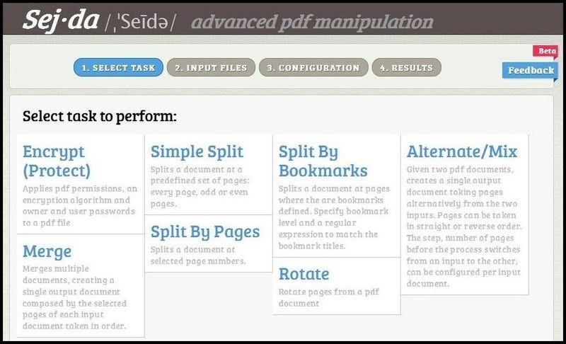 Illustration for article titled How To Split A Pdf File Free Download