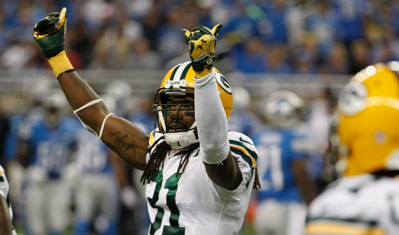 Davon House hitches ride to OTAs with Packers fans after missed flight