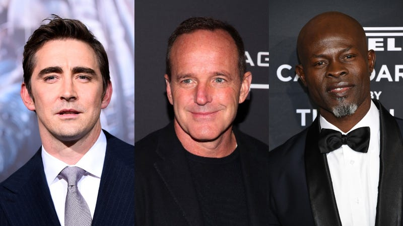 Illustration for article titled Lee Pace, Clark Gregg, and Djimon Hounsou return to the MCU for Captain Marvel