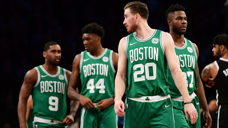 Illustration for article titled The Celtics Aren't Right
